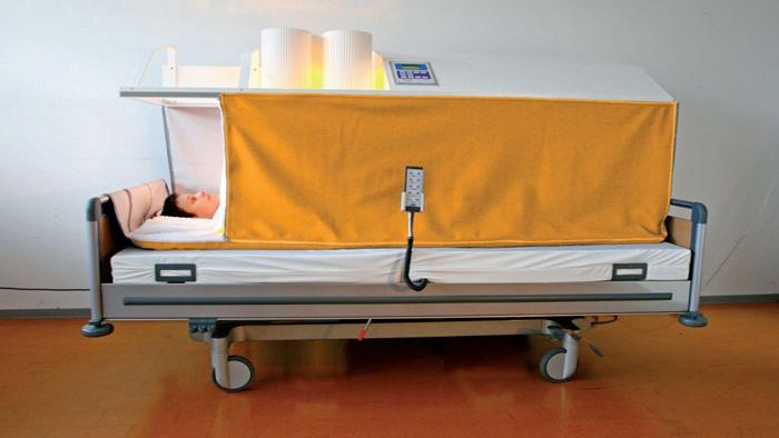 درمان پزشکی گرمازدگی