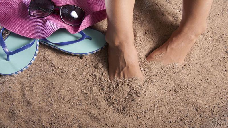 درمان قارچ ناخن دست و پا با استفاده از ضد قارچ ها