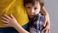اضطراب در کودکان ، علت تشویش  و علائم استرس در کودکان و روش های درمان