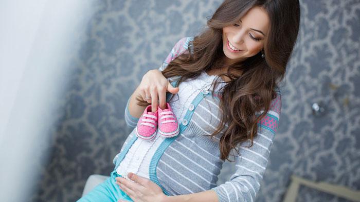 درمان لک صورت در بارداری