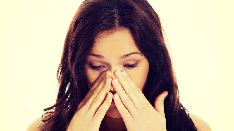 روشهای پیشگیری و درمان سردرد سینوزیت
