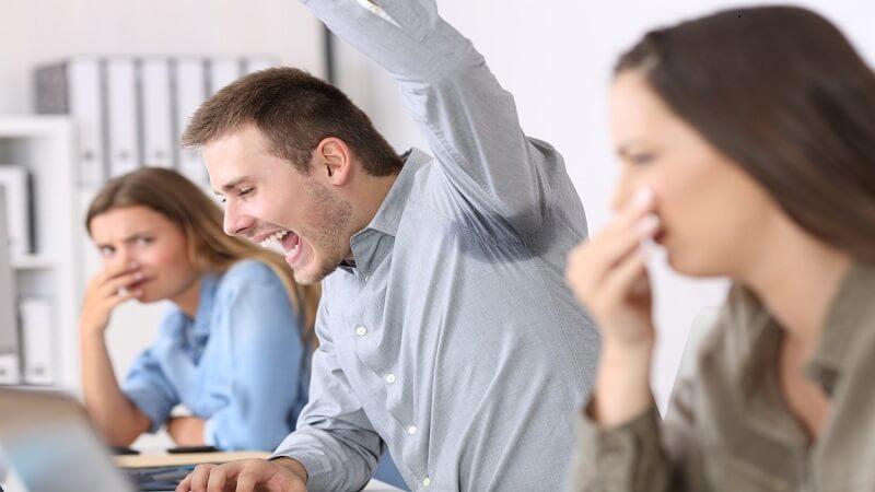 افراد بد بو و راهکارهای موثر در تعامل با این افراد