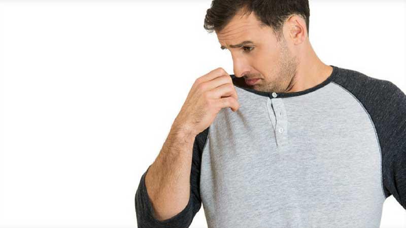 با اسپری های ضد تعریق خداحافظی کنید : چند روش خانگی رفع بوی بد عرق
