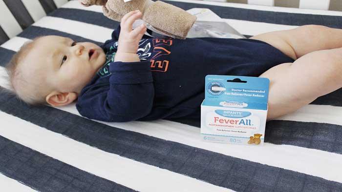 مصرف شربت استامینوفن برای کودکان