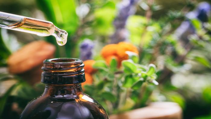 درمان آفت دهان با روغن درخت چای