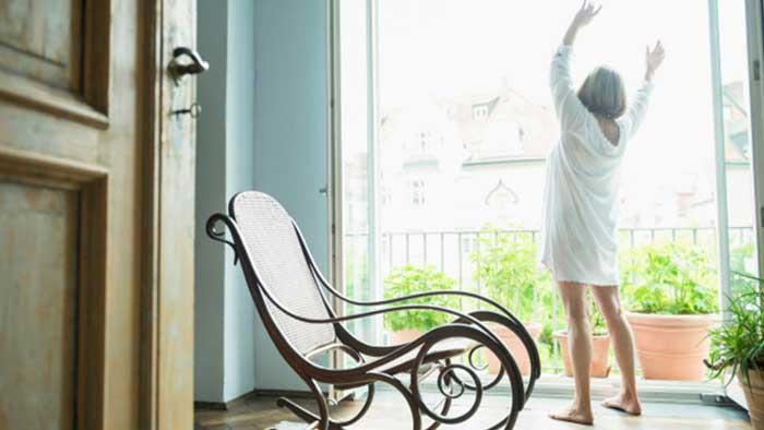 درمان گرگرفتگی با تغییر در سبک زندگی