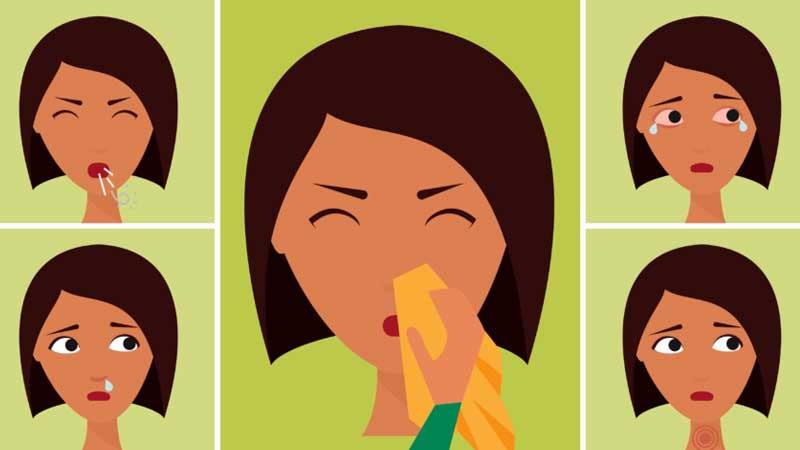 آلرژی چیست ؟ راهکار های تشخیص حساسیت و علت بروز آن